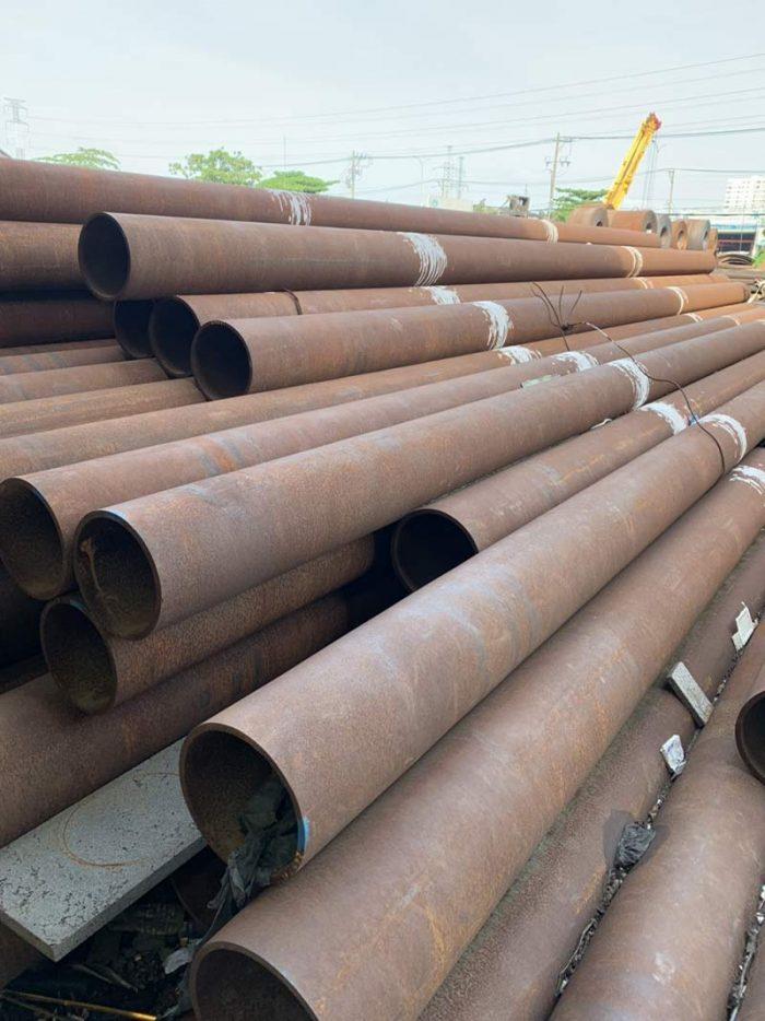 thu mua phế liệu sắt công trình