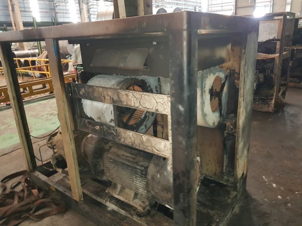 thu mua máy móc cũ tại Tây Ninh