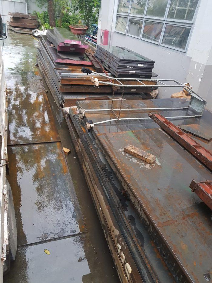 thu mua sắt thép cũ