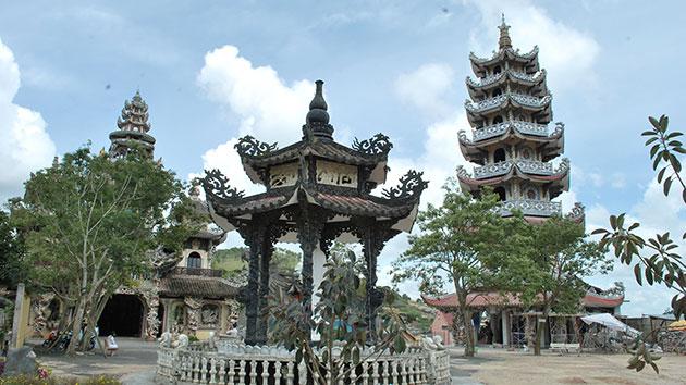chùa đẹp