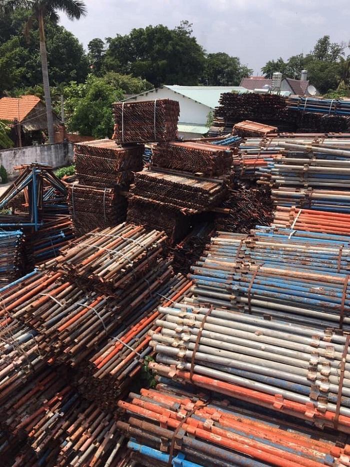Thu mua phế liệu sắt quận 7