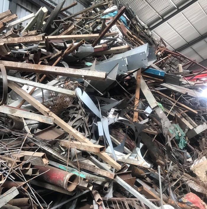 thu mua phế liệu sắt tphcm