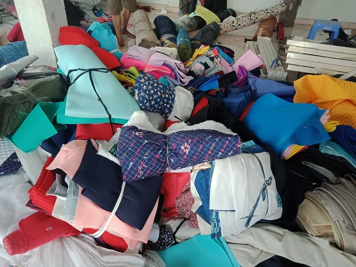 Thu mua vải Phú Nhuận