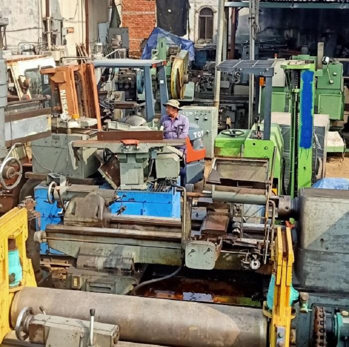 Thu mua phế liệu sắt thủ đức