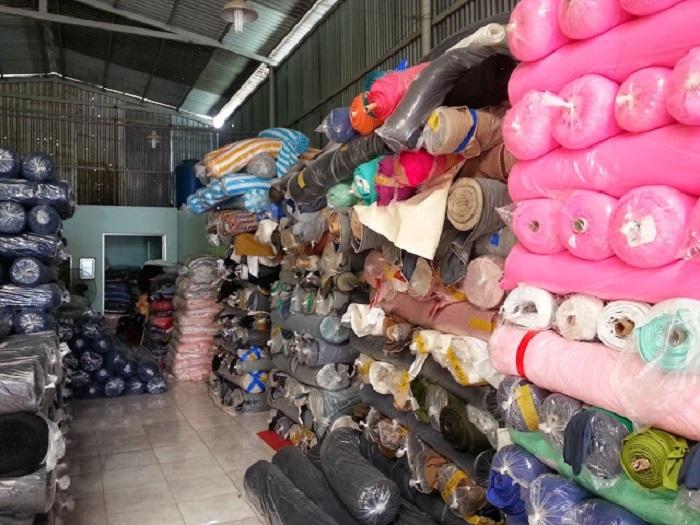 Thu mua vải khúc tại Hà Nội