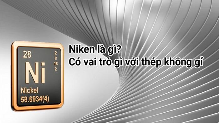 Ứng dụng của niken