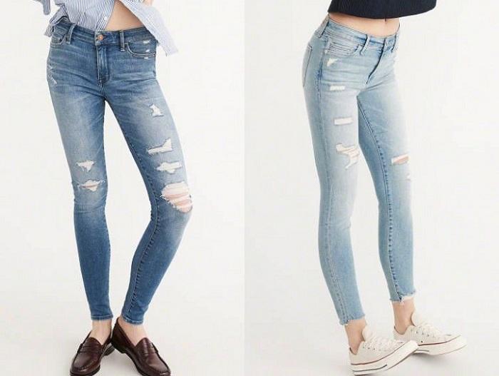 quần vải jean