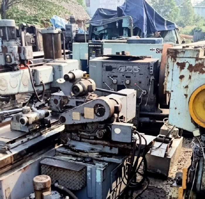 Thu mua máy phát điện cũ