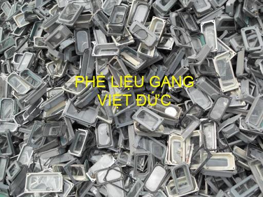 Phế liệu Gang