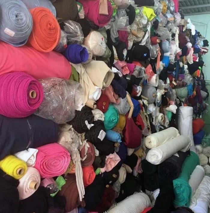 Thu mua vải phế liệu, mua vải vụn, mua vải tồn kho thanh lý giá cao