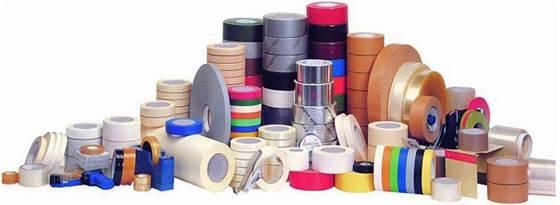 Hình ảnh về một số loại băng dính thông dụng