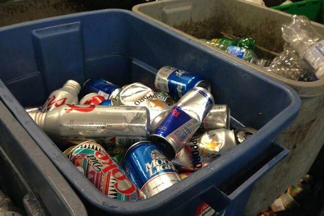 rác tái chế là gì