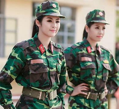 vải kaki quân đội