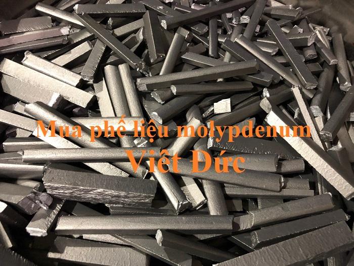 Thu mua phế liệu molypdenum